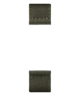 Olive Green Nylon 2-piece Strap  large