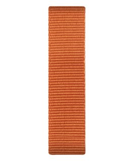 Orange Nylon Slip-thru Strap  large
