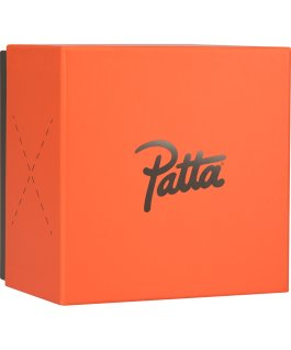 Timex x Patta 40mm Fabric Strap Watch Black large