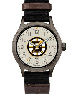 Clutch Boston Bruins grande