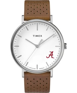 Bright Whites Alabama Crimson Tide  large