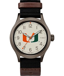 Clutch Miami Hurricanes  large