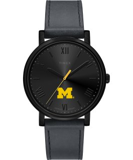 Night Game Michigan Wolverines  large