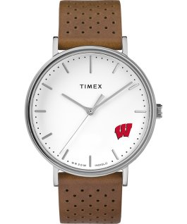 Bright Whites Wisconsin Badgers  large