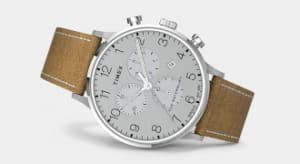 End Of Season Sale.  Waterbury Chronograph for men