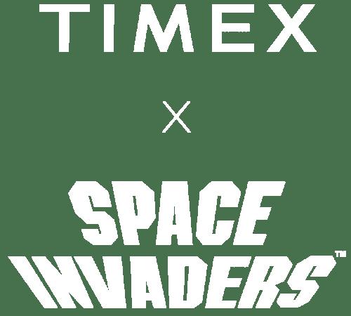 Timex x Space Invader
