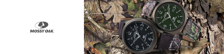 Timex x Mossy Oak Watch