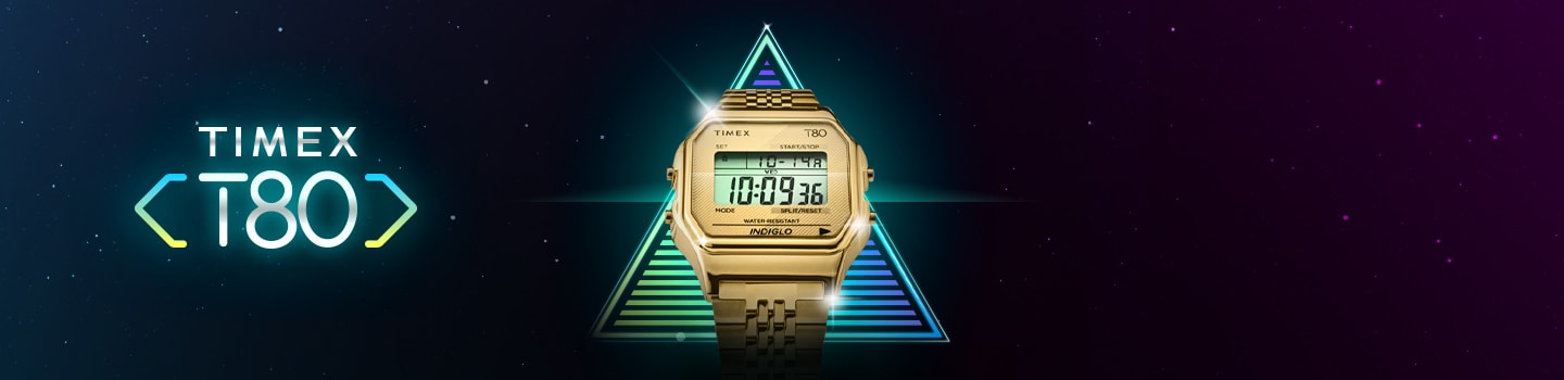 T80 Gold watch.