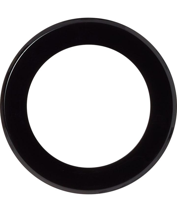 Variety™ 34mm Black Top Ring Black large