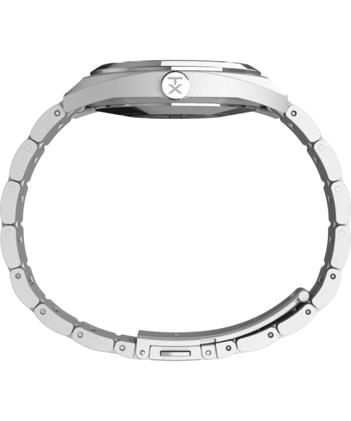 Milano XL 38mm Stainless Steel Bracelet Watch Stainless-Steel/Silver-Tone large