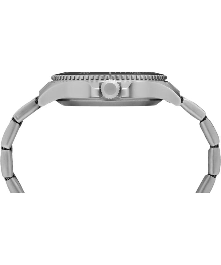 Expedition Ranger 43mm Bracelet Watch IP-Steel/Silver-Tone/Black large