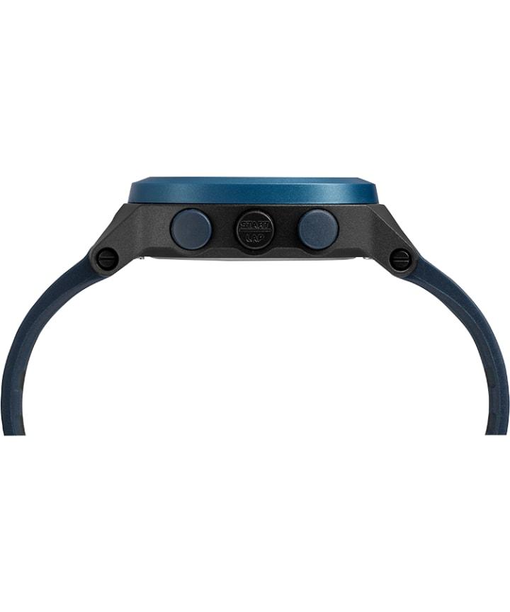 Ironman Transit 40mm Full-Size Resin Strap Watch Blue large