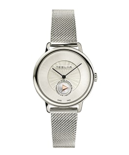 RE-BALANCE T-1 WOMAN - STAINLESS STEEL MESH BAND  large