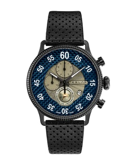 RE-BALANCE T-1 CHRONO SPORT - BLUE AND BLACK  large