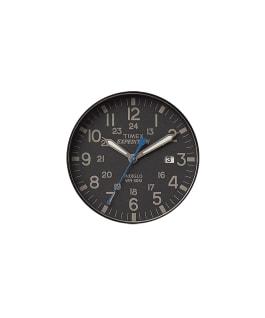 Dial negro/Minutero azul  large