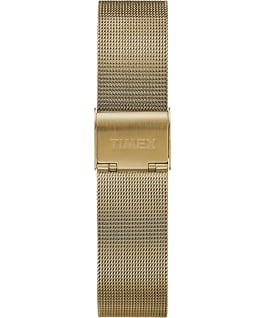 Fairfield 37mm Mesh Stainless Steel Watch Gold-Tone/Natural large