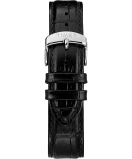 Waterbury-40mm-Classic-Leather-Croco-Strap-Watch Black-White large