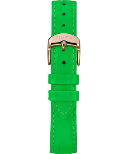 Waterbury Womens Neon Rose-Gold-Tone/Green/White large