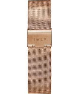 Fairfield Chronograph 41mm Mesh Band Bracelet Watch Rose-Gold-Tone/Black large