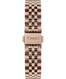 Reloj Modelo 23 de 38mm con correa de acero inoxidable Oro rosa/Nácar large