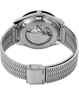 Montre M79 Automatic 40 mm Bracelet en acier inoxydable Stainless-Steel/Black/Black large