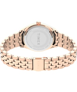 Waterbury Legacy Boyfriend 36mm Stainless Steel Bracelet Watch Rose-Gold-Tone/Pink large