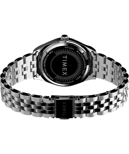 Waterbury Legacy Boyfriend 36mm Stainless Steel Bracelet Watch, Stainless-Steel/White, large