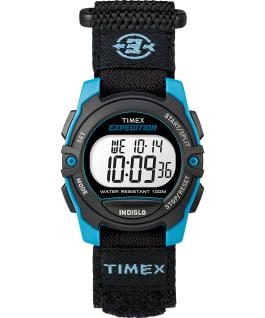 Expedition Digital 33mm Nylon Strap Watch Blue/Black large