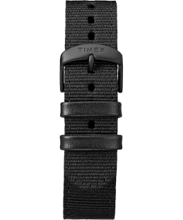 Scout 40mm Fabric Strap Watch Black large