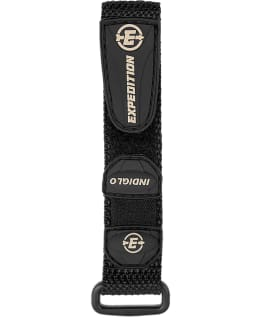 14mm Nylon Strap  Black large