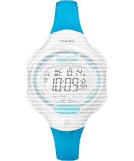 Replacement 12mm Resin Strap for IM Essential 10 Mid-Size-1 Blue large