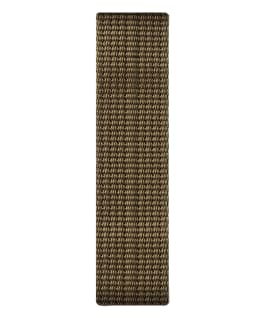 Olive Green Nylon Slip-thru Strap  large