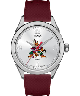 Athena Crimson Arizona Coyotes  large
