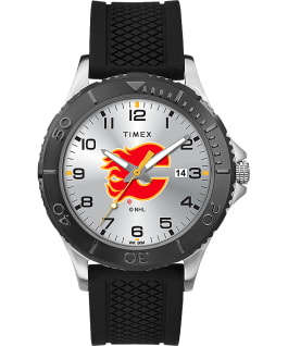 Gamer Black Calgary Flames grande