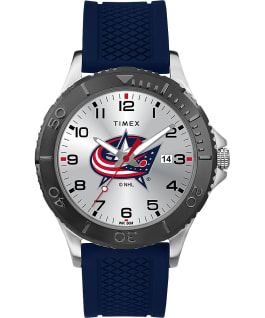Gamer Navy Columbus Blue Jackets  large
