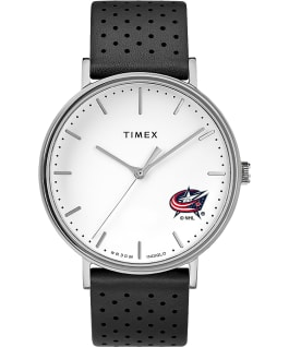 Bright Whites Columbus Blue Jackets  large