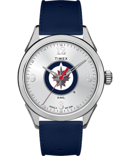 Athena Jets de Winnipeg, bleu marine grande