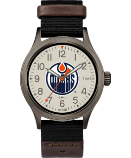 Clutch Edmonton Oilers grande