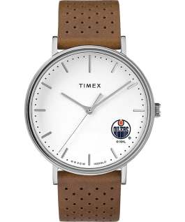 Bright Whites Edmonton Oilers  large