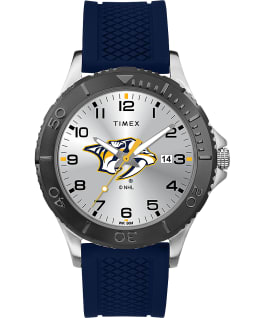 Gamer Navy Nashville Predators  large