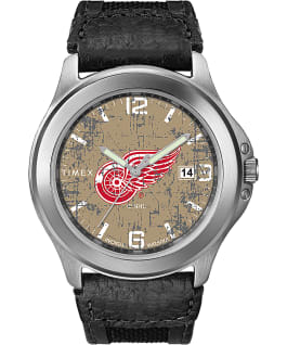 Old School Detroit Red Wings grande