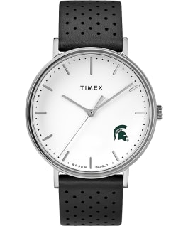 Bright Whites Michigan State Spartans, , large