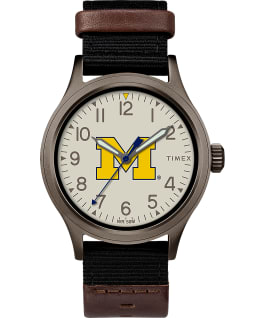 Clutch Michigan Wolverines  large