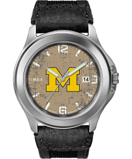 Old School Michigan Wolverines  large