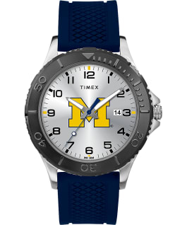 Gamer Navy Michigan Wolverines  large