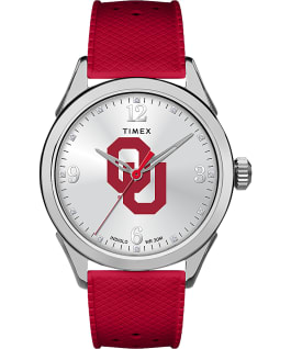 Athena Red Oklahoma Sooners  large