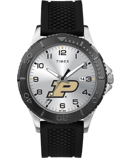 Gamer Black Purdue Boilermakers  large