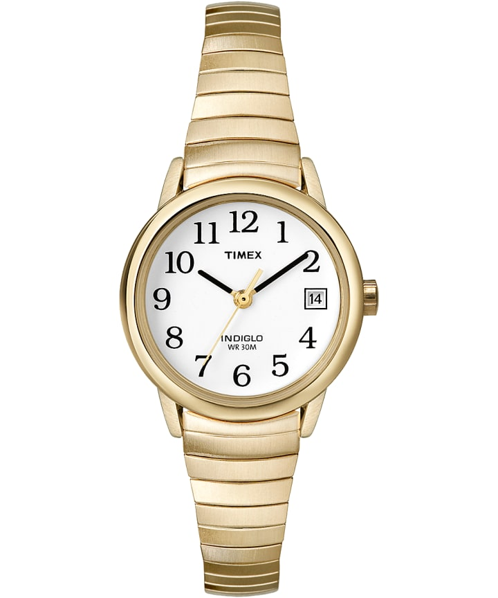 Easy Reader 25mm Stainless Steel Watch  large