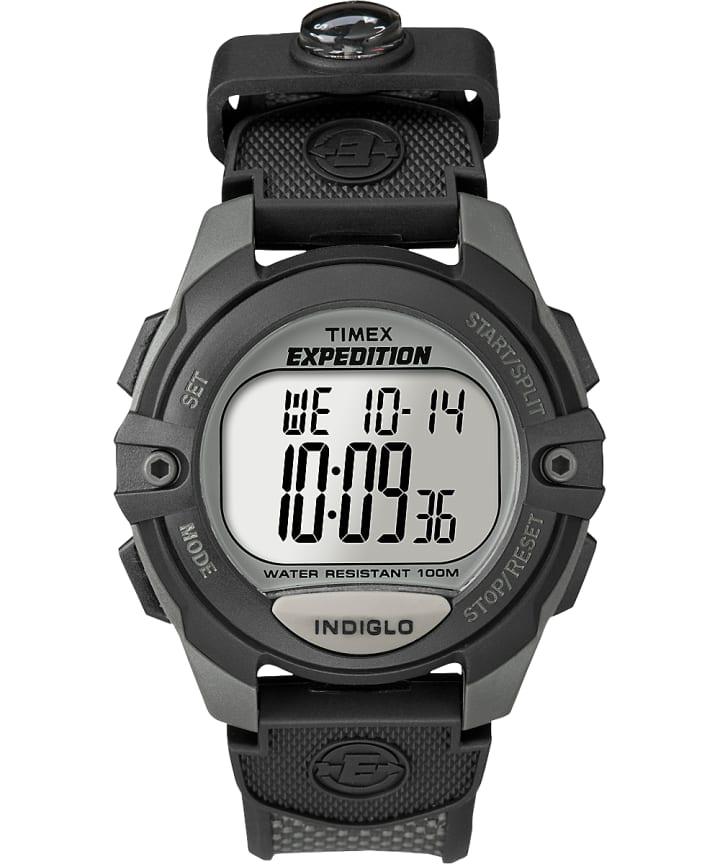 Expedition ChronoAlarmTimer 41mm Nylon Strap Watch  large
