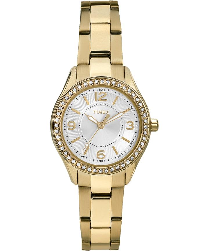 Miami Mini 30mm Bracelet Watch Gold-Tone/White large